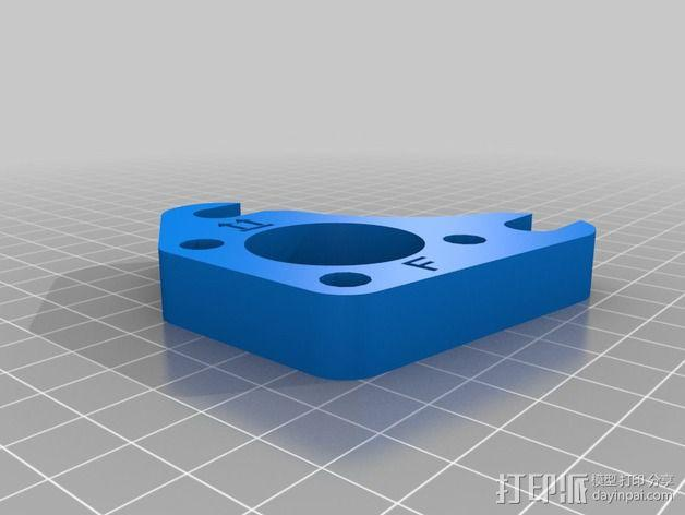 Radus Prusa i2打印机部件 3D模型  图22