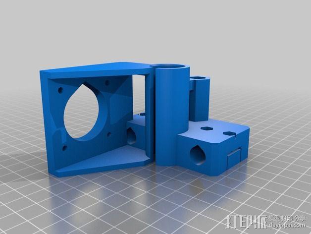 Radus Prusa i2打印机部件 3D模型  图23