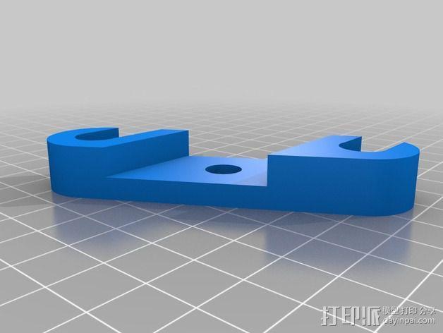 Radus Prusa i2打印机部件 3D模型  图26