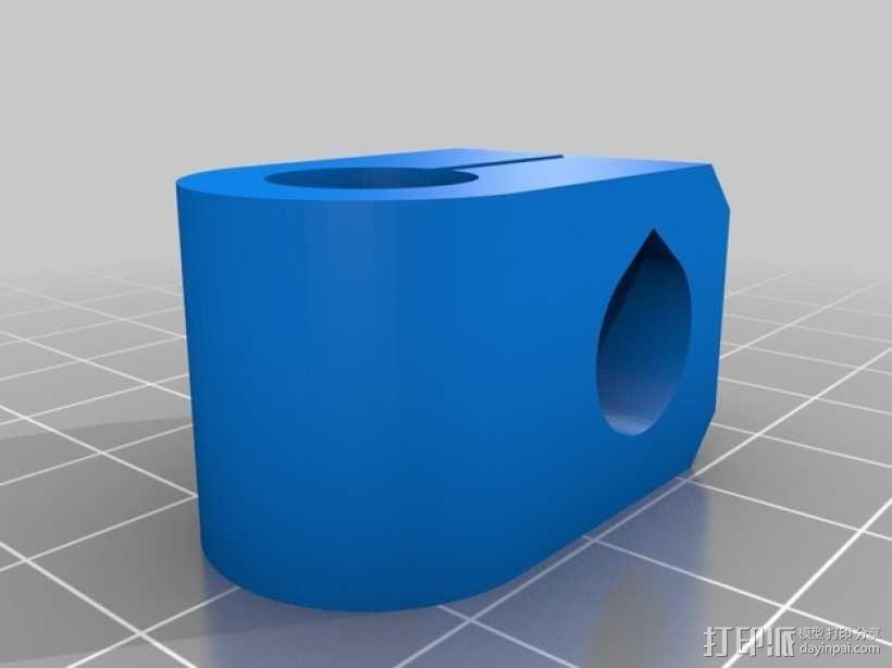 Radus Prusa i2打印机部件 3D模型  图30