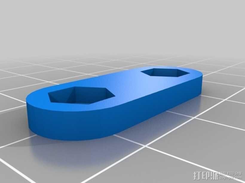 Radus Prusa i2打印机部件 3D模型  图28