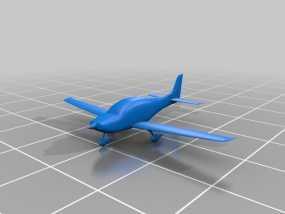 飞机模型 3D模型