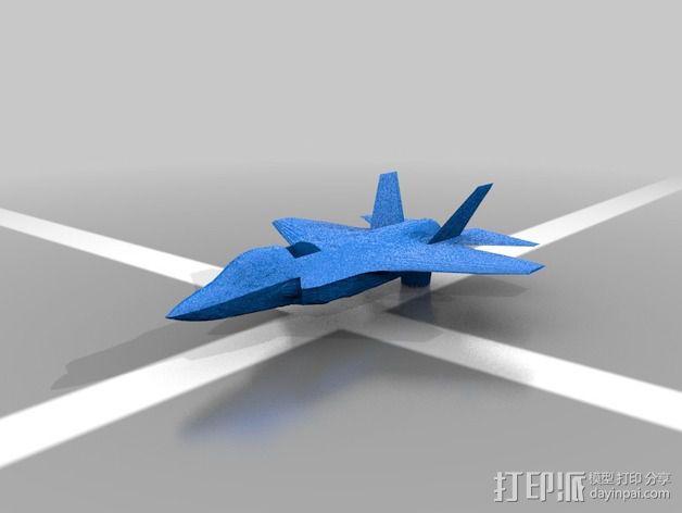 飞机模型 3D模型  图3