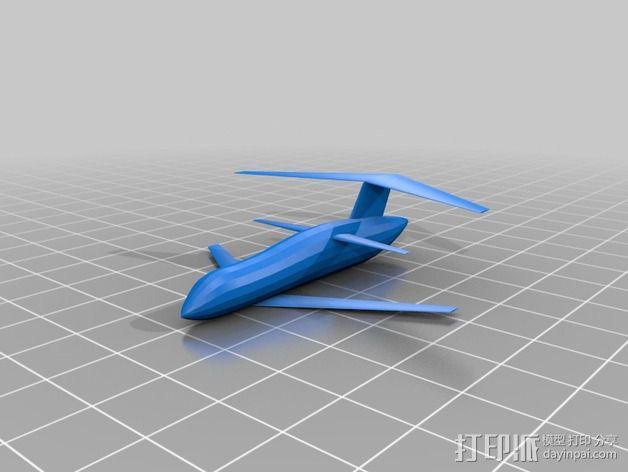 飞机模型 3D模型  图6