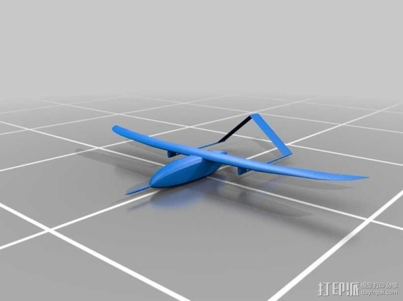 飞机模型 3D模型  图9