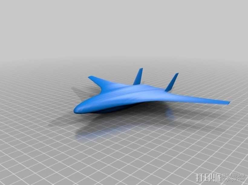 飞机模型 3D模型  图11