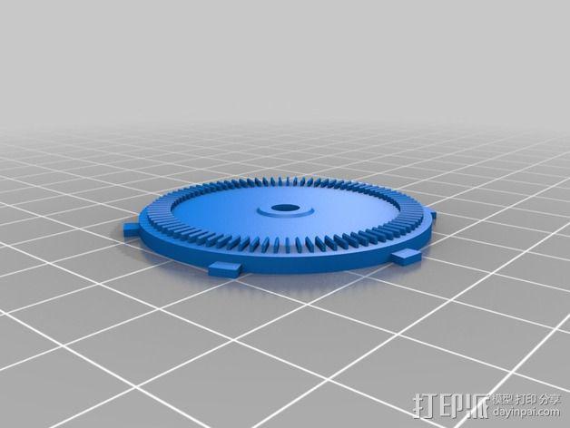刻度盘指示器 3D模型  图7