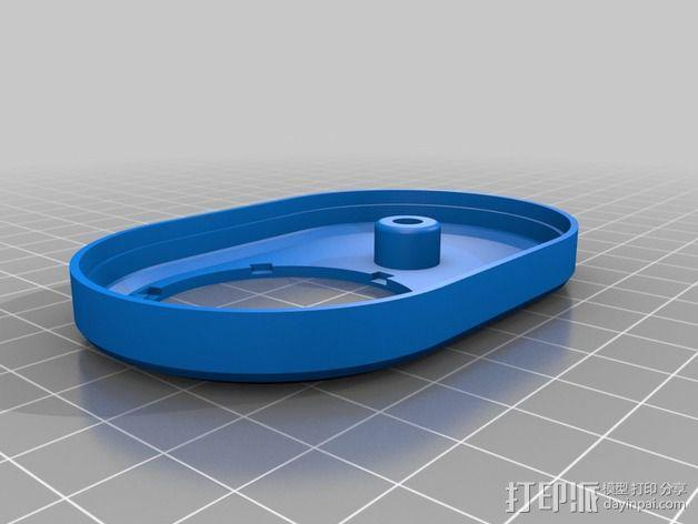 刻度盘指示器 3D模型  图12