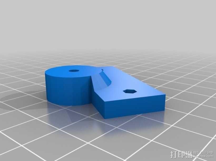 Kossel 打印机 3D模型  图9