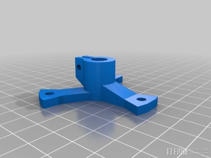 Kossel 打印机 3D模型  图14