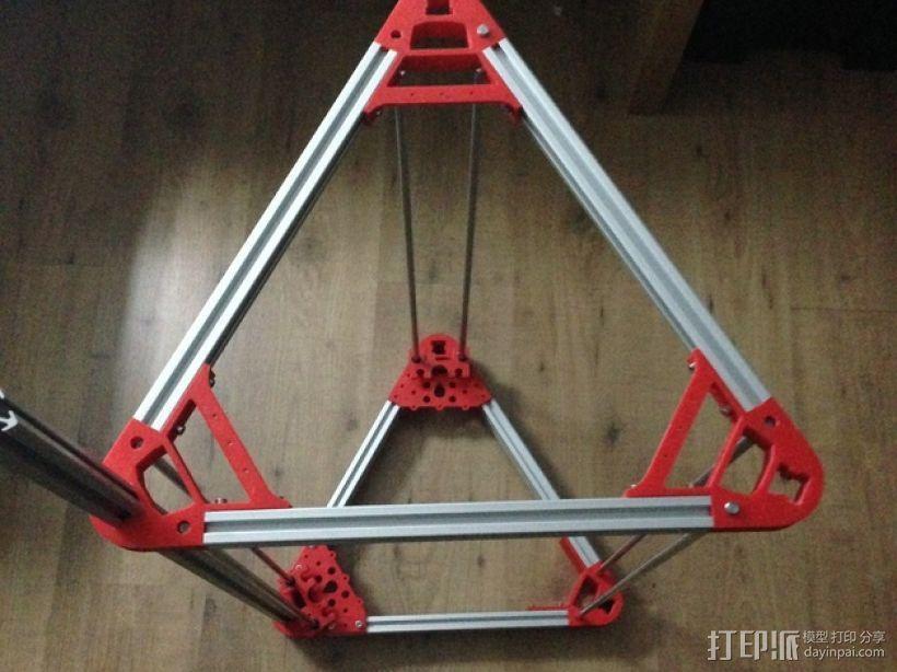 Kossel 打印机 3D模型  图17