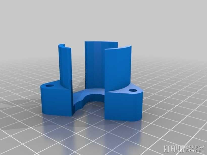 Kossel 打印机 3D模型  图19
