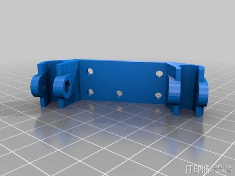 Kossel 打印机 3D模型  图28