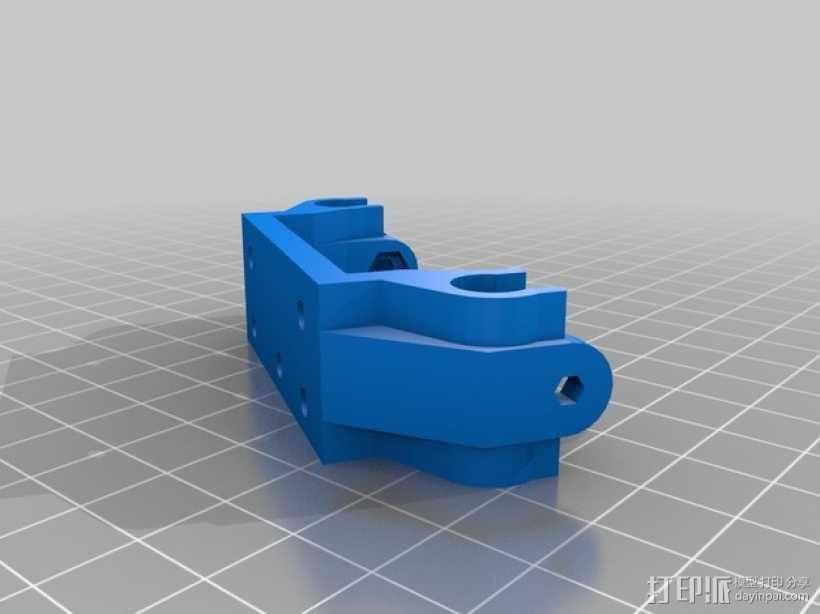 Kossel 打印机 3D模型  图30