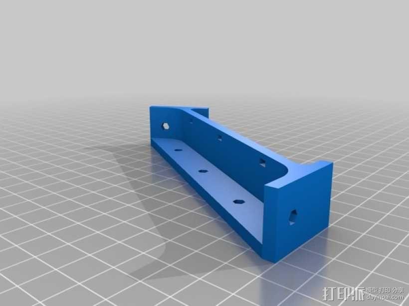 Kossel 打印机 3D模型  图33