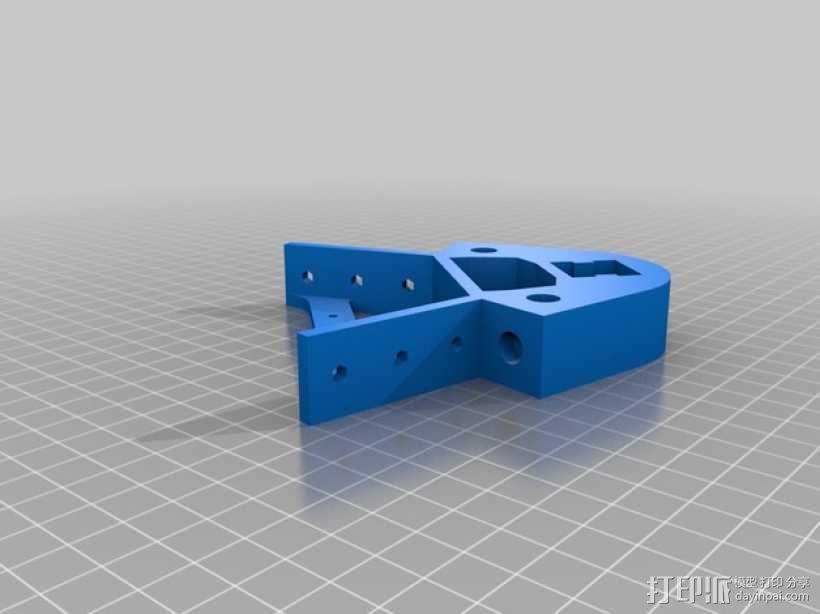 Kossel 打印机 3D模型  图38