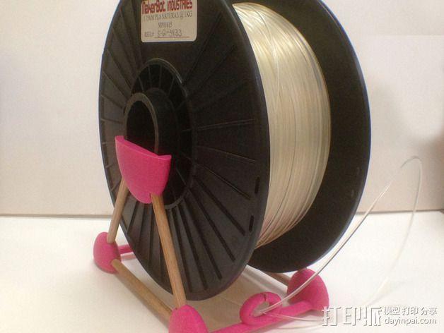线材架 线材收纳器 3D模型  图6
