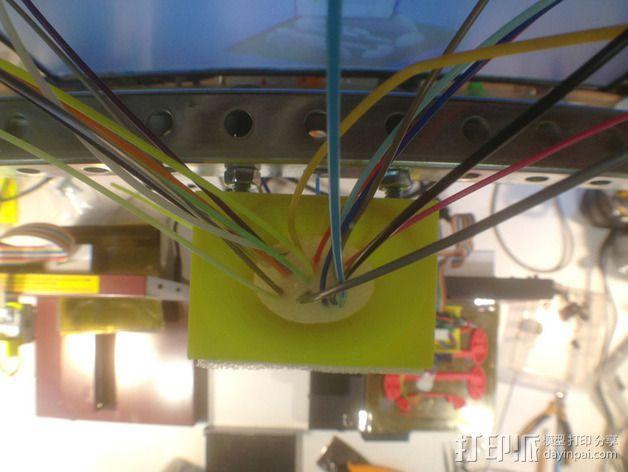 线材架 线材收纳器 3D模型  图5