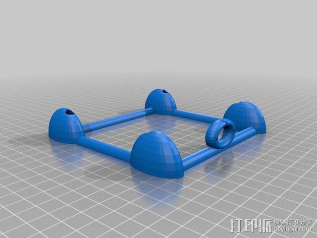 线材架 线材收纳器 3D模型  图16
