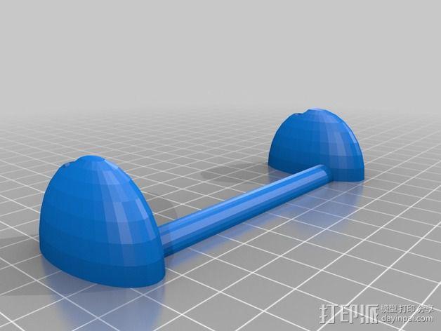线材架 线材收纳器 3D模型  图18