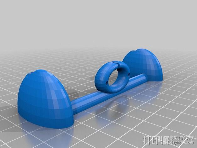 线材架 线材收纳器 3D模型  图19