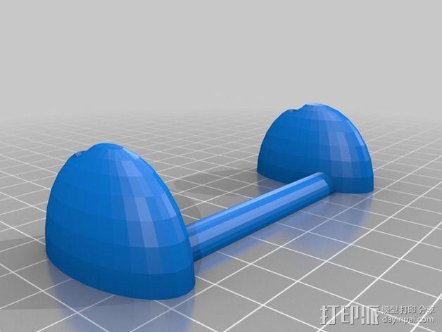 线材架 线材收纳器 3D模型  图20