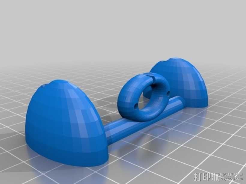 线材架 线材收纳器 3D模型  图22