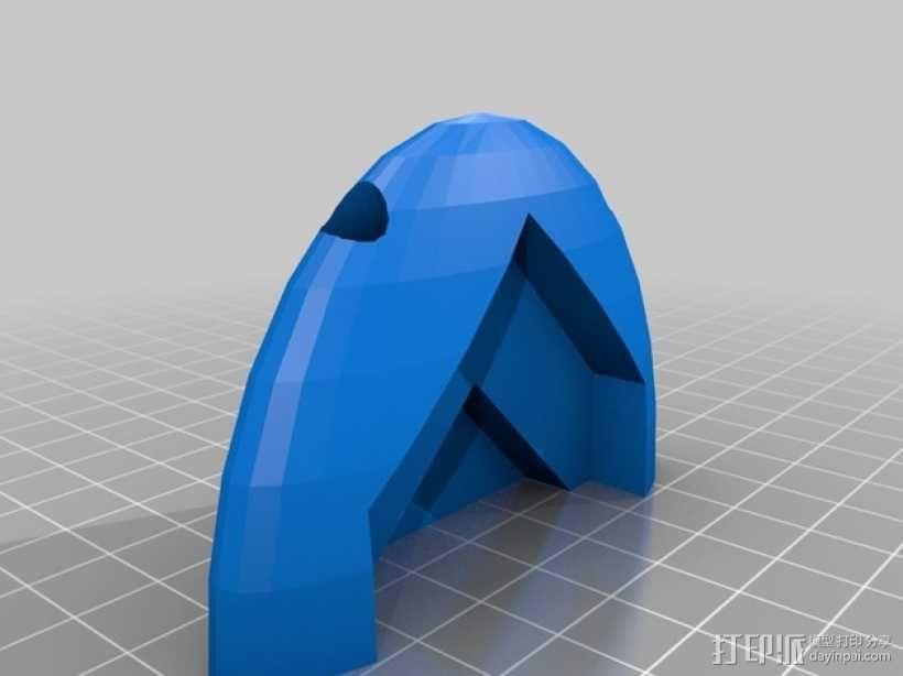 线材架 线材收纳器 3D模型  图21