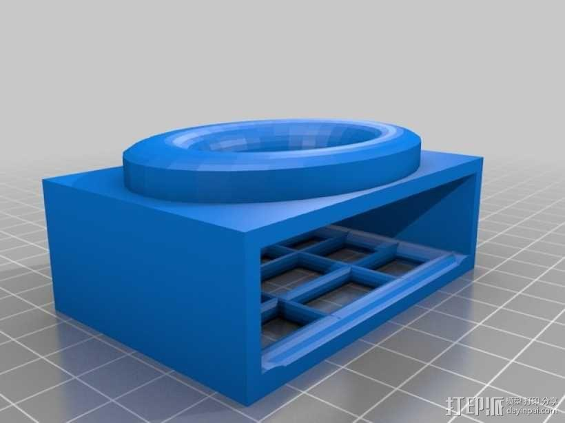 线材架 线材收纳器 3D模型  图23