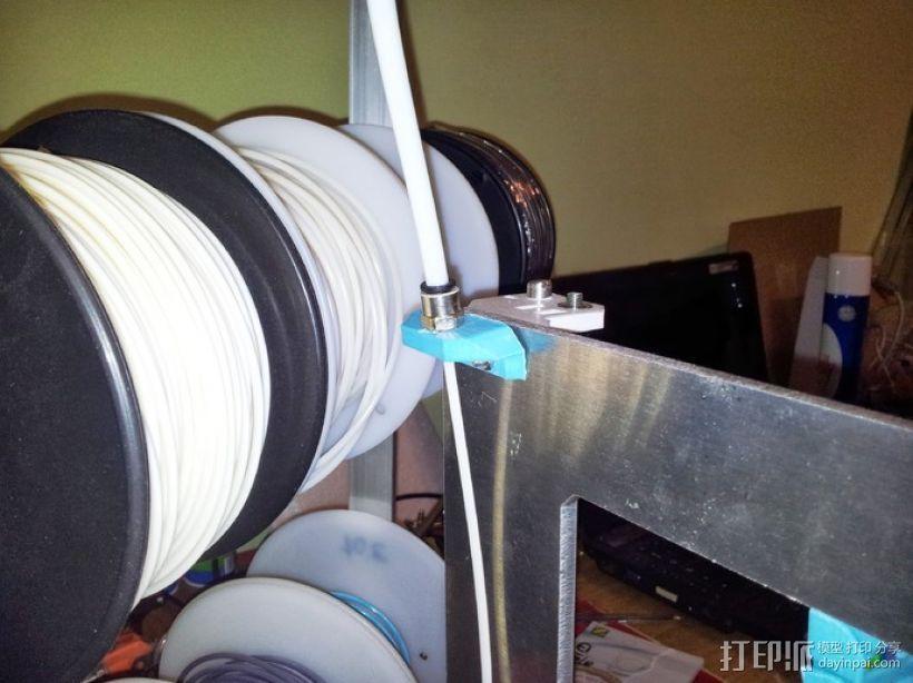 挤出机风扇 3D模型  图4