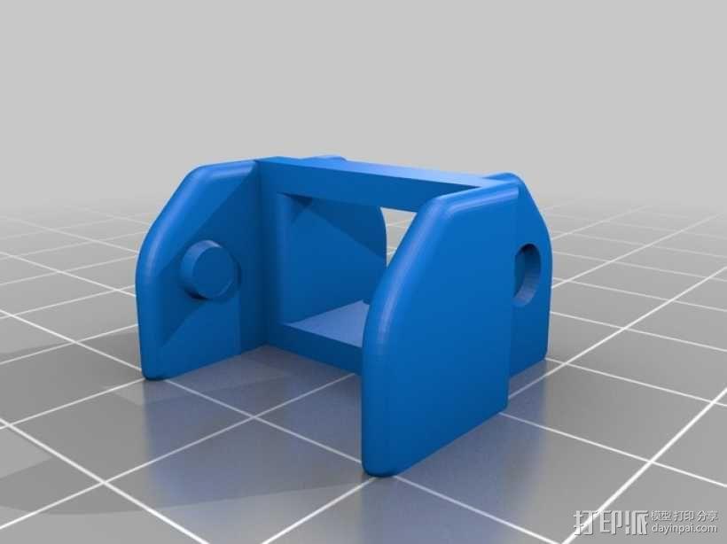 挤出机风扇 3D模型  图10