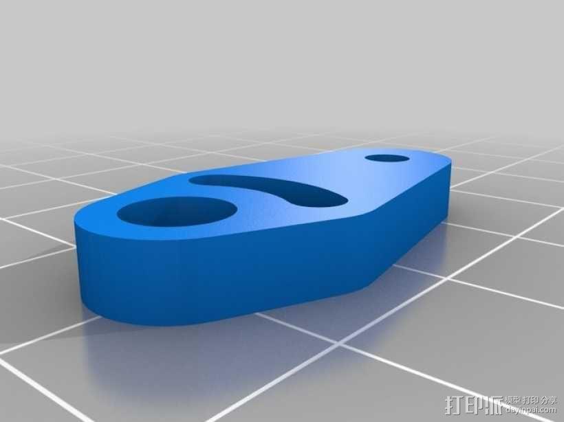 挤出机风扇 3D模型  图13