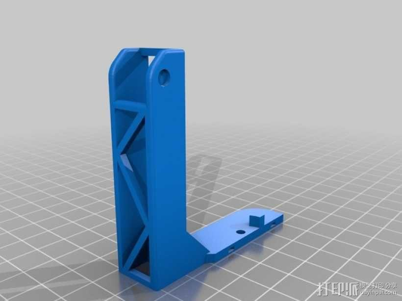 挤出机风扇 3D模型  图12