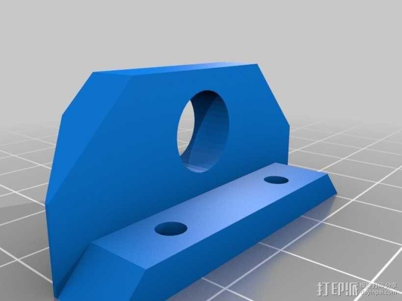 挤出机风扇 3D模型  图15