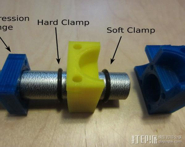 UConduit H-Bot 3D打印机 3D模型  图10