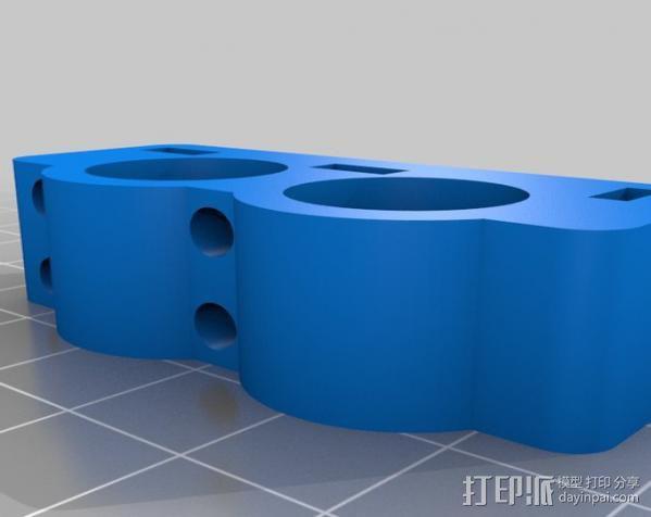 UConduit H-Bot 3D打印机 3D模型  图15