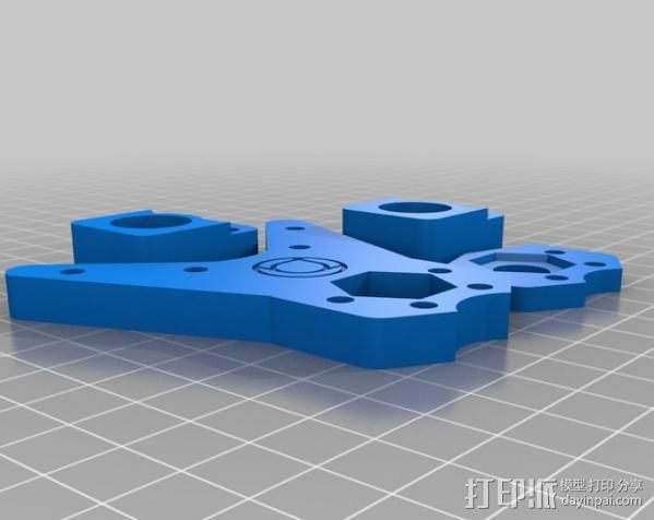 UConduit H-Bot 3D打印机 3D模型  图19
