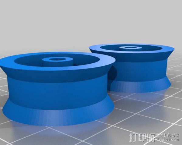 UConduit H-Bot 3D打印机 3D模型  图26