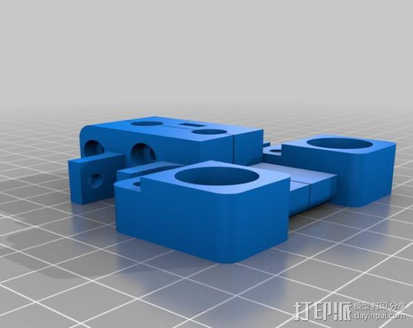 UConduit H-Bot 3D打印机 3D模型  图28