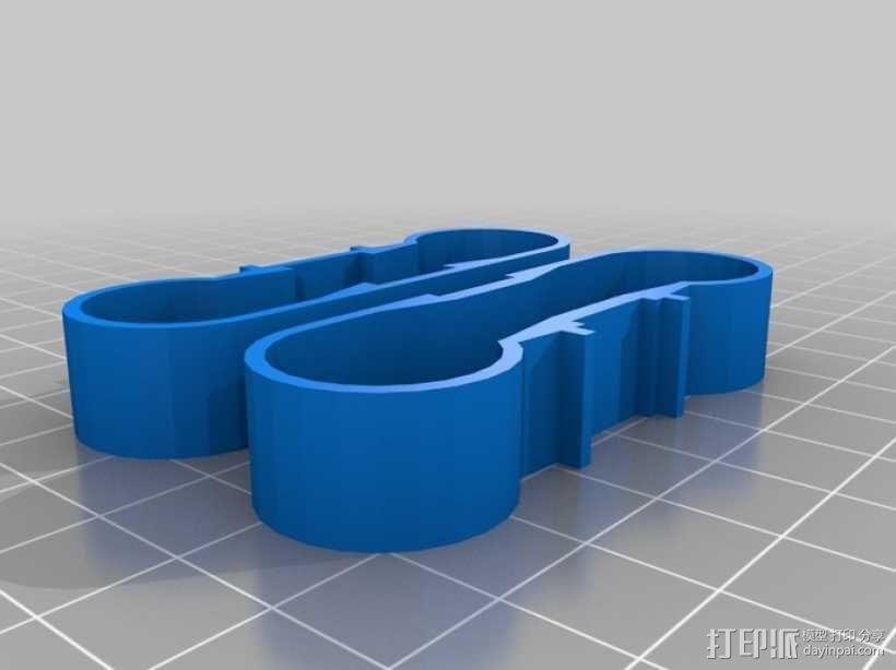 减震器 3D模型  图4