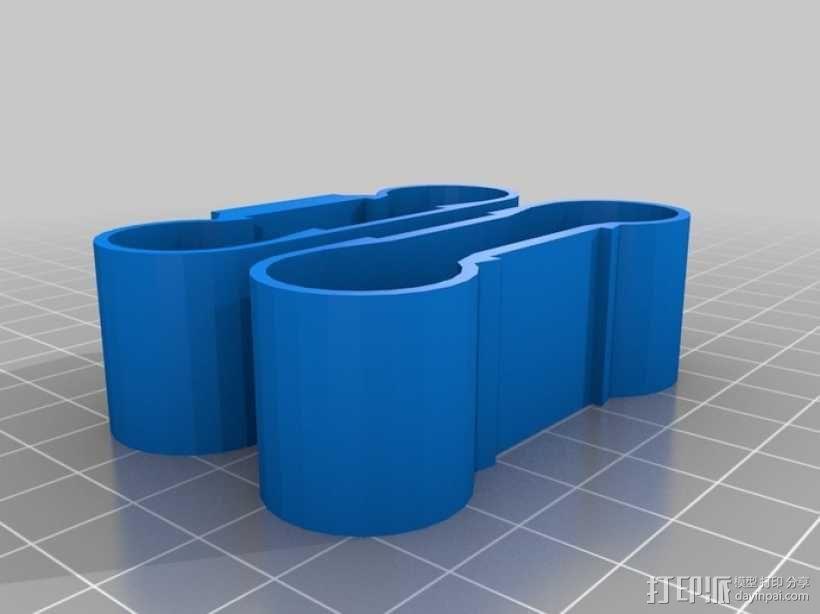 减震器 3D模型  图5