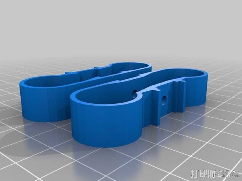 减震器 3D模型  图6