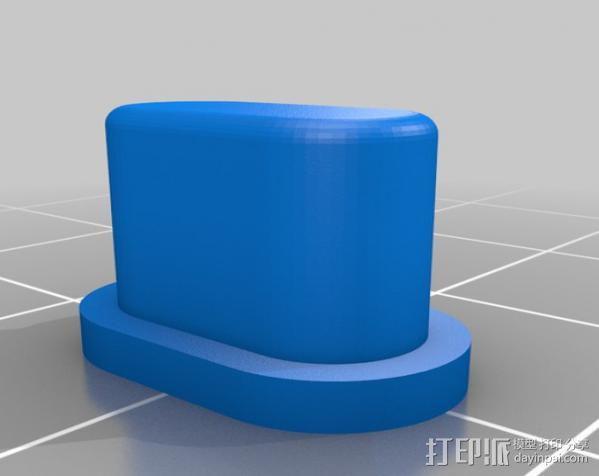 智能控制器保护盒 3D模型  图7