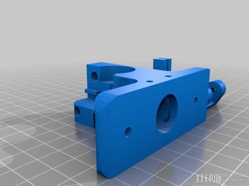 Prusa Mendel打印机 3D模型  图3