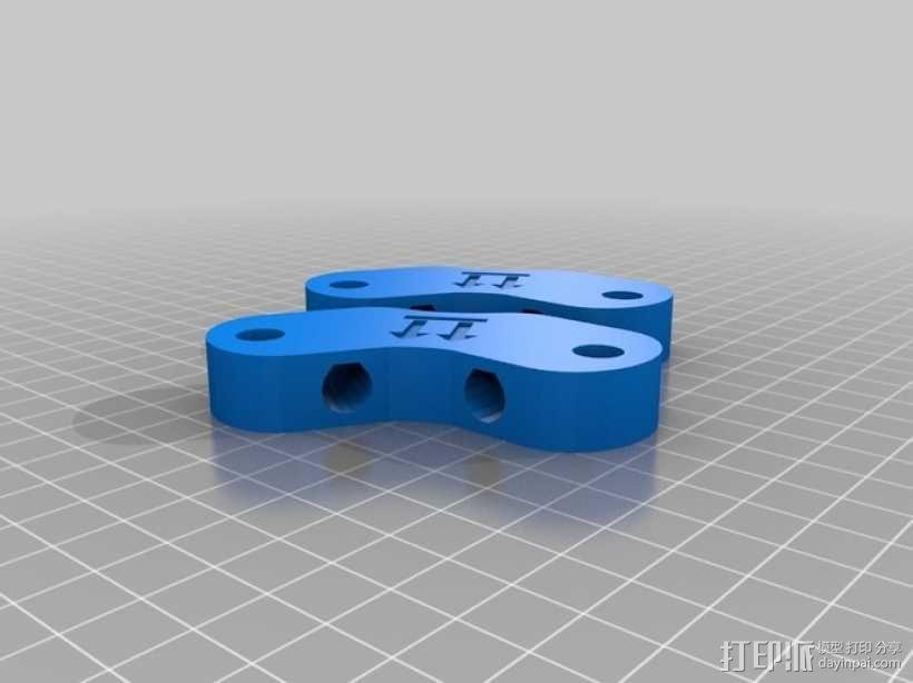 Prusa Mendel打印机 3D模型  图8