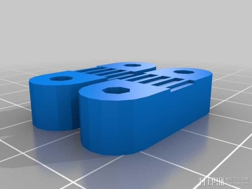 Prusa Mendel打印机 3D模型  图10