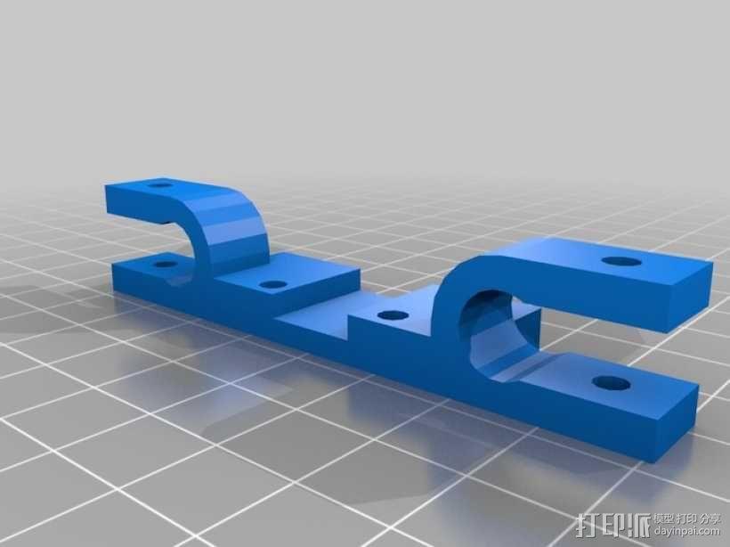 Prusa Mendel打印机 3D模型  图13