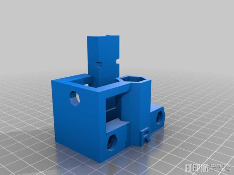 Prusa Mendel打印机 3D模型  图14