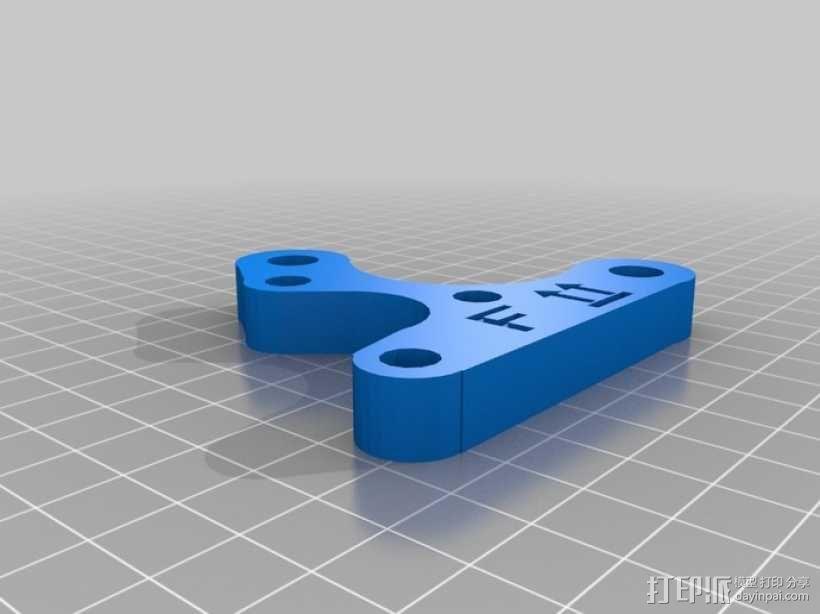 Prusa Mendel打印机 3D模型  图15