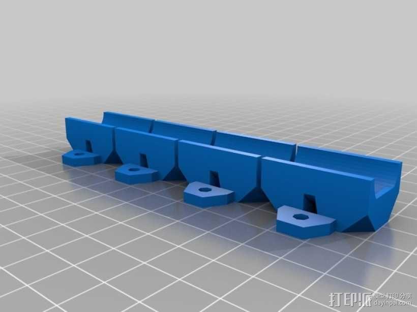 Prusa Mendel打印机 3D模型  图17